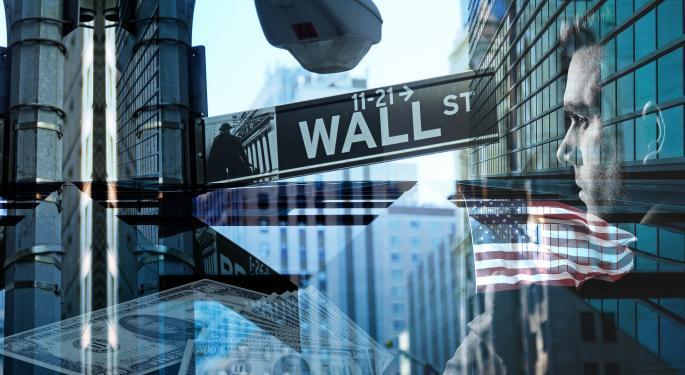 Why Goldman Sachs Is Trading Lower Today