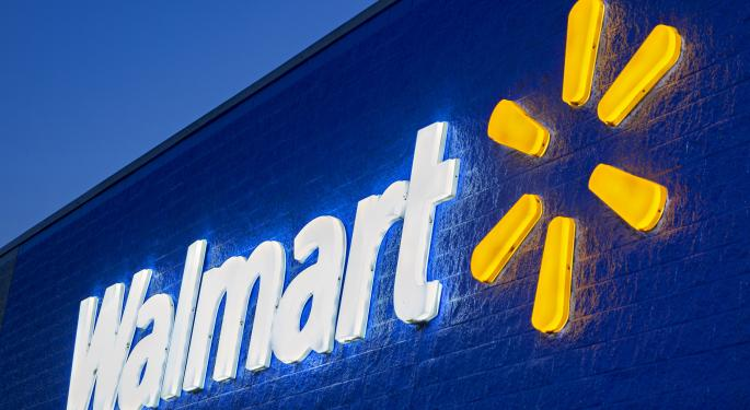 Stock Wars: Target Vs. Walmart
