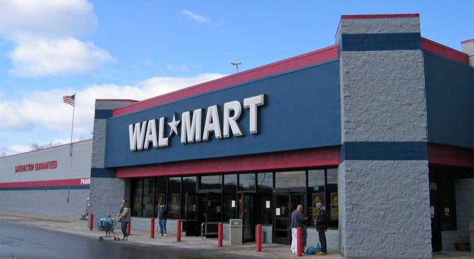 Could Walmart Be The Ultimate Beneficiary Of The Retail Massacre?