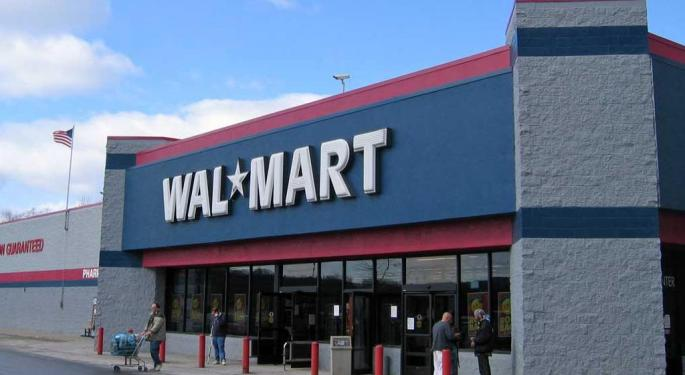 Analysts React To Walmart's Q1 Earnings