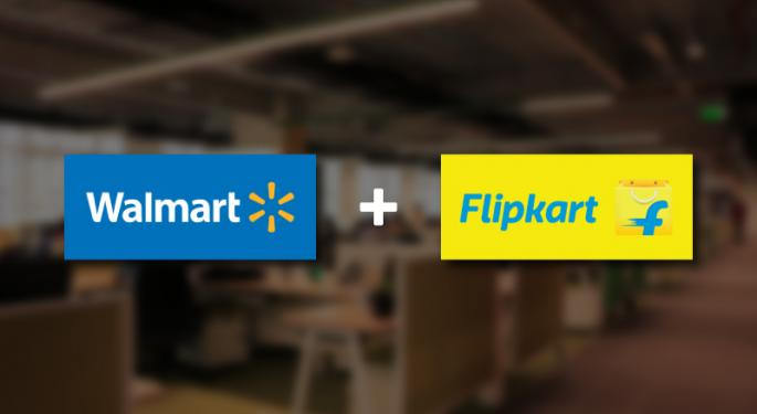 Morgan Stanley: What Impact Will India's New E-Commerce Laws Have On Walmart?