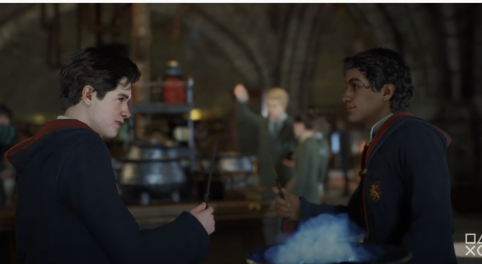 Warner Bros Unveils Harry Potter RPG For PlayStation, Xbox