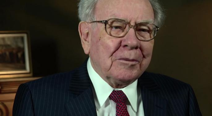 This Day In Market History: Warren Buffett Enters The Insurance Business