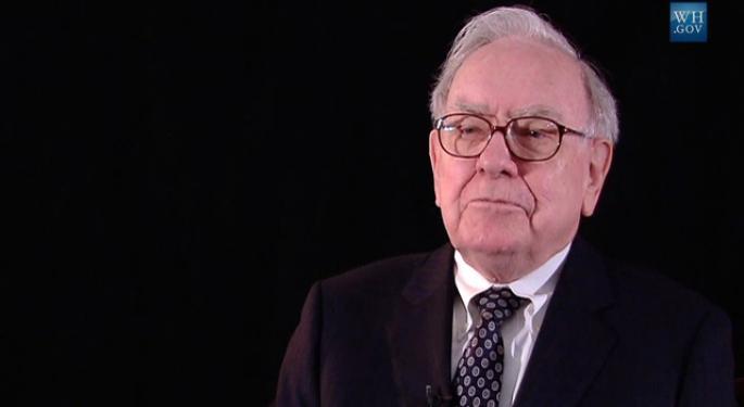 The Biggest Name In Cutting Edge Wearable Tech Is... Warren Buffett?