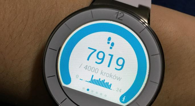 Oppenheimer On Why Fitbit's Pebble Acquisition Works