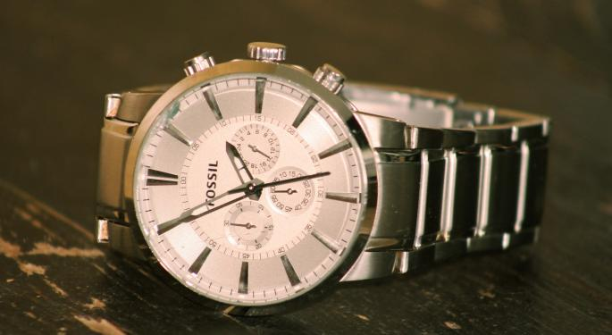 Swiss Watchmakers Aren't Doing So Well