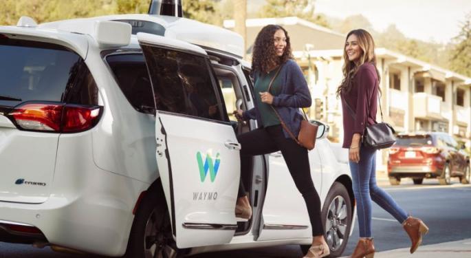Alphabet's Waymo and Volvo Make A Deal To Develop Robotaxis