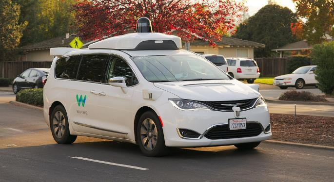 Google Sister Waymo Rolls Out Self-Driving Taxi Service To The Public