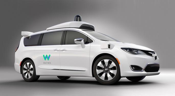 Waymo Ditches The Term 'Self-Driving,' Taking Apparent Aim At Tesla