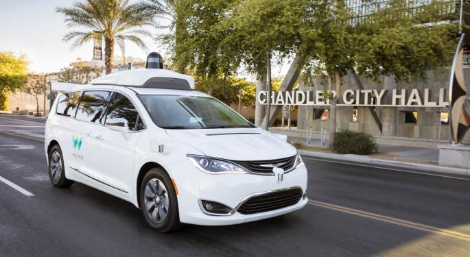 Another Fundraise, As Self-Driving Startup Waymo's Investment Hits $3B In 2020