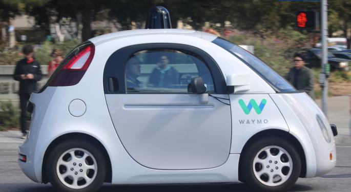 Assessing The Threat Waymo And Lyft Pose To Tesla