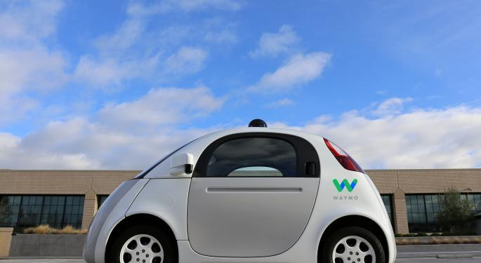 Waymo Looks Beyond Parent Google For Funding