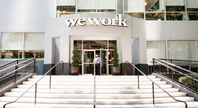 SoftBank Is Backing Away From $3B WeWork Bailout: Report