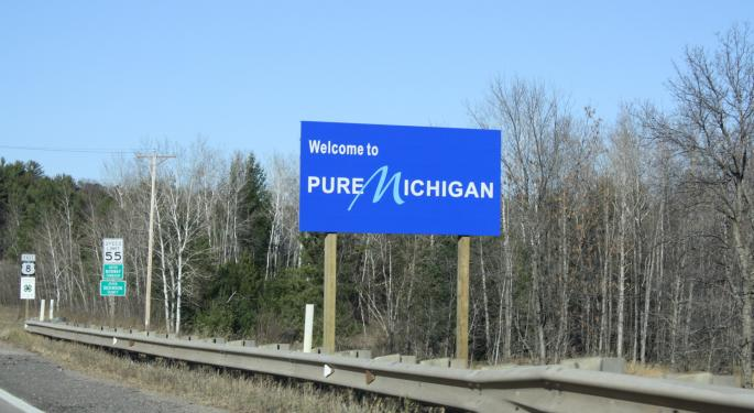A Mysterious Manufacturing Plant, The Country's Largest, Is Planned For Mid-Michigan