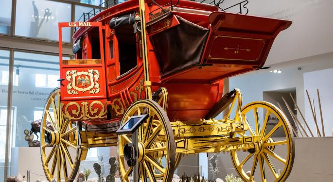 Here's How Much Investing $1,000 In Wells Fargo Stock 5 Years Ago Would Be Worth Today