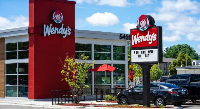 Wendy's Reports Q4 Sales Beat