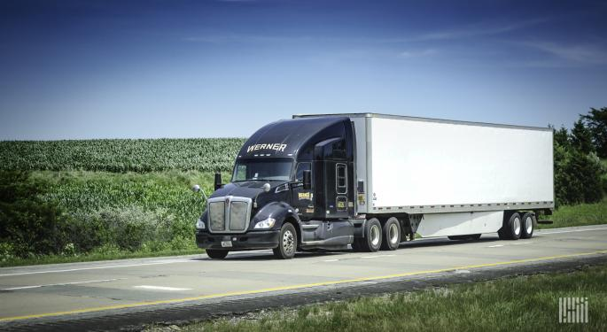 Werner Q2 Continues Truckload Earnings Beats