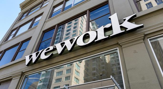 Report: WeWork Parent Company Forms Special Committee To Consider $5B Lifeline