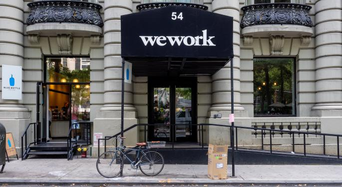 SoftBank Pumping In Another $1.1B Into WeWork To Help Offset Pandemic Impact: FT
