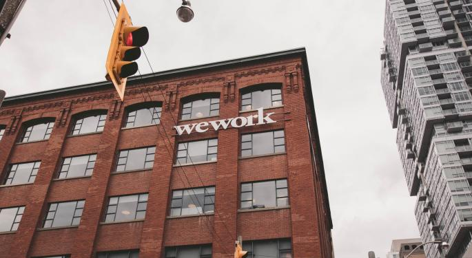 WeWork Secures $1.75B Credit Line With Goldman Sachs