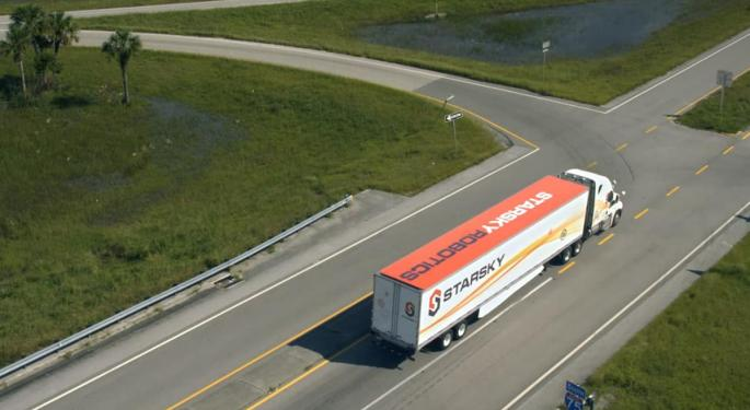 What Autonomous Truck Startups Can Learn From Starsky's Failure