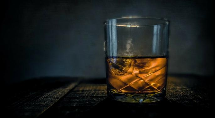 Trade Tariffs Slow Pour Of American Whiskey Exports