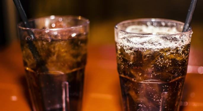 Should Coke And Pepsi Move Into The Hard Soda Biz?