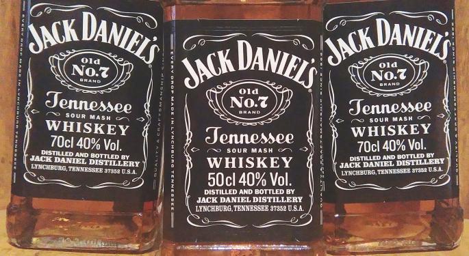 Jack Daniels Maker Brown-Forman Fails To Catch A Buzz After Q4 Report