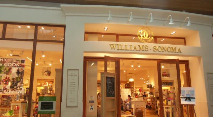 Did Williams-Sonoma Do Enough In Q1 To Battle Amazon?