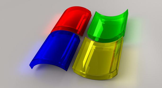 Microsoft Analysts Shrug Off Tech Giant's Coronavirus Warning: 'A Temporary Dynamic'