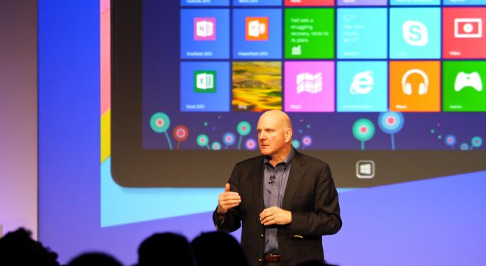 Steve Ballmer Wants A 10-K For Government, Here's The Closest Thing We Already Have