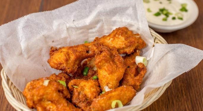 Morgan Stanley, Stephens Optimistic On Wingstop Despite Questionable 2018 Guidance