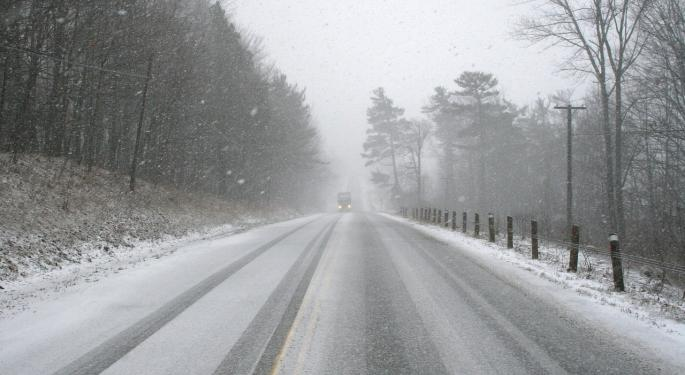 Lake-Effect Snow Machine Keeps Cranking In Midwest, Northeast