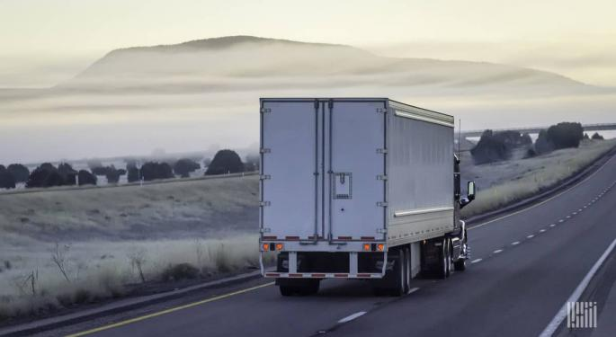 Wolfe Research Conference Focuses On A Truckload Restart