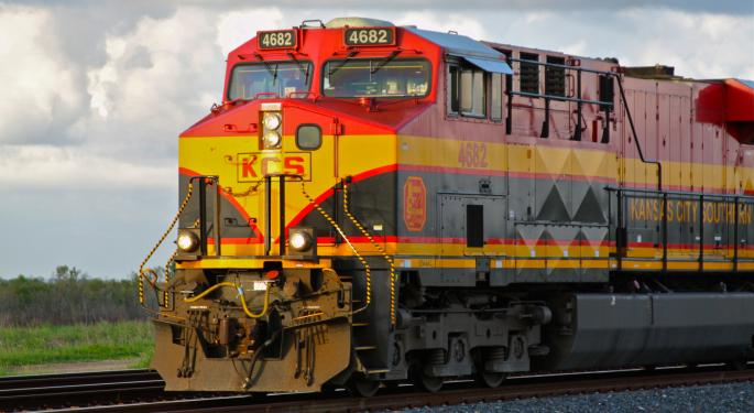 Infrastructure Investment Firms Reportedly Eye Kansas City Southern