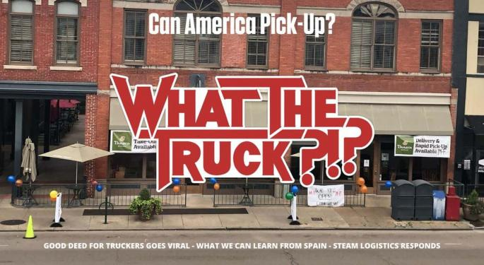 Can America Pick-Up? With Video