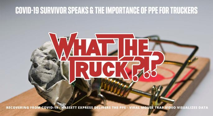 COVID-19 Survivor Speaks And The Importance Of PPE For Truckers With Video