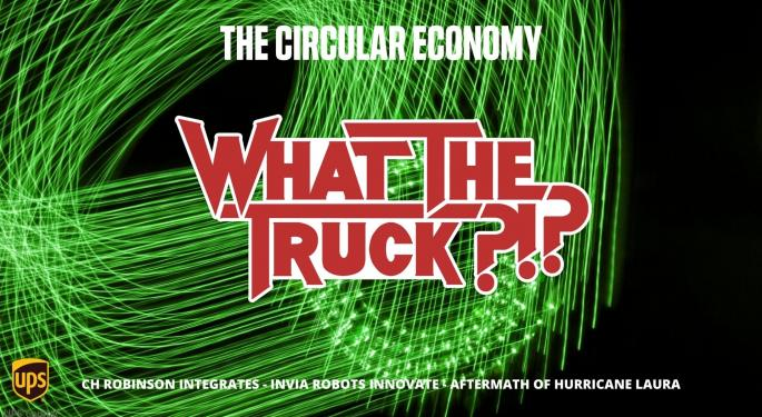 The Circular Economy – WHAT THE TRUCK?!? With Video