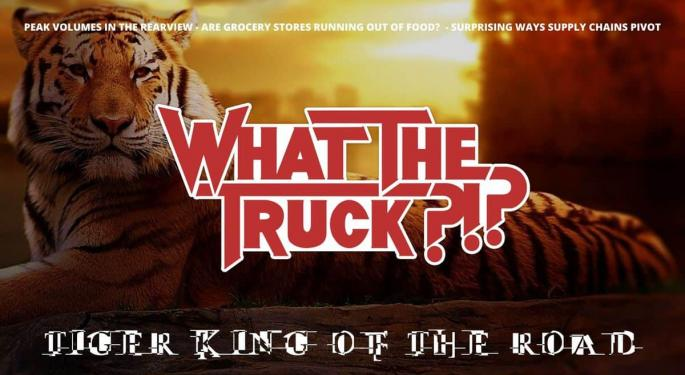 Tiger King of the Road – WHAT THE TRUCK?!? With Video