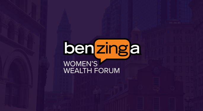 The First Ever Benzinga Women's Wealth Forum Is Less Than One Week Away