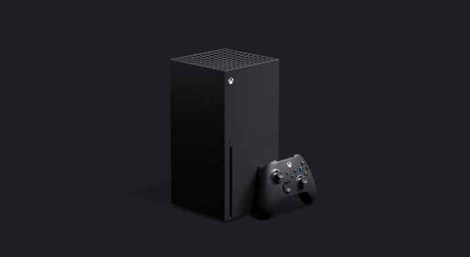 Microsoft's New Xbox Series Will Feature Apple TV