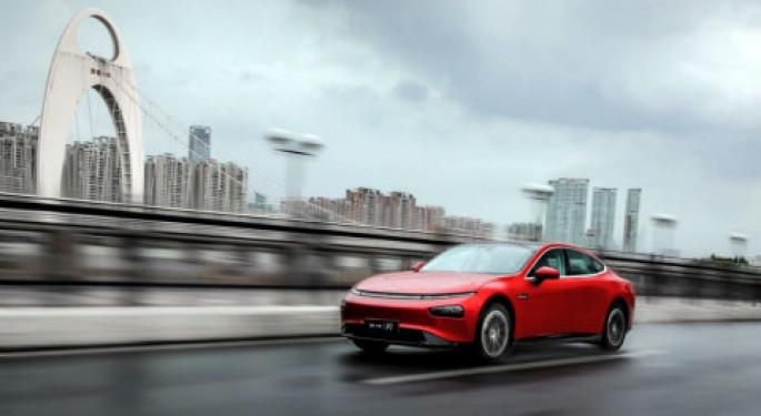 Xpeng To Release New P7 Sedan With Lithium Iron Phosphate Battery March 3: Report