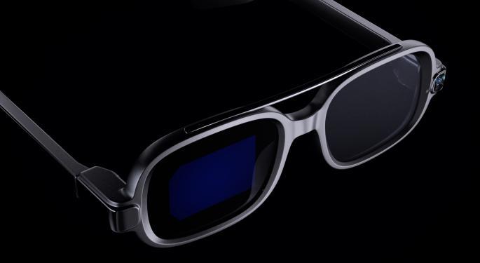Xiaomi presenta nuevas gafas inteligentes