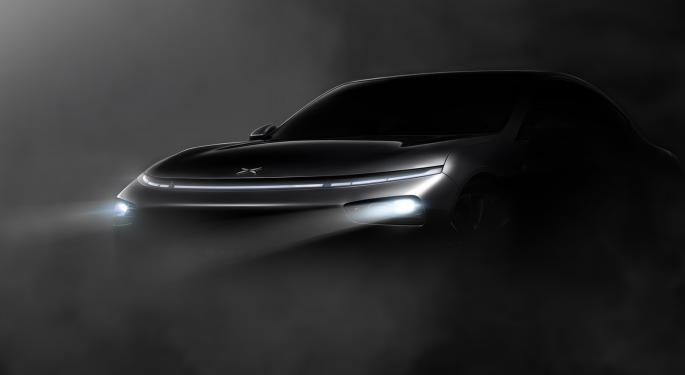 Xpeng Gets $587M China State Entity Funding To Build New EV Production Facility