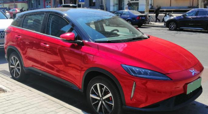 Xpeng, Li Auto Report Strong April Deliveries As Chinese EV Makers Weather The Chip Crisis