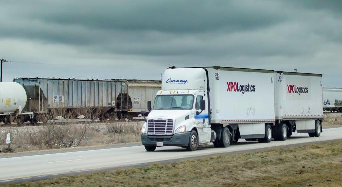 XPO Announces Logistics Spinoff GXO