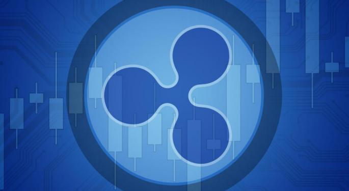 XRP registra avance hoy a pesar de la caída de Bitcoin