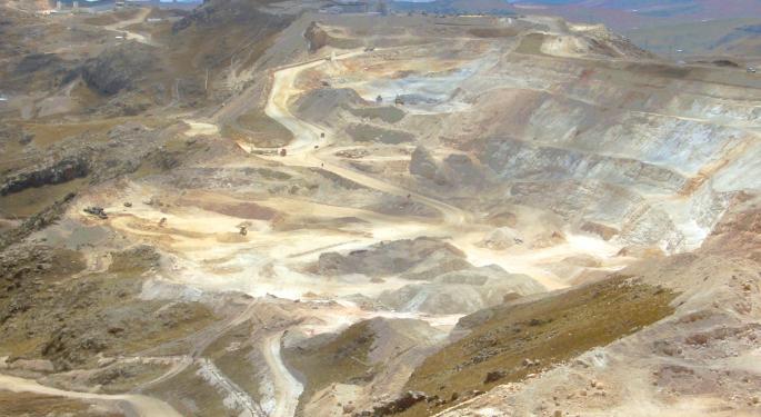 Morgan Stanley Prefers Newmont Mining Over Barrick Gold