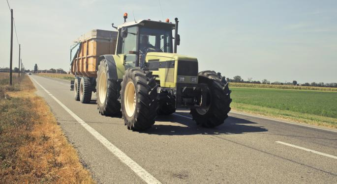 Large Displacement Diesels Still Rule Tractor Purchases