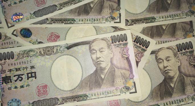 Goldman Sachs aconseja comprar yenes japoneses